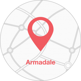 Contact details for Armadale