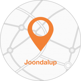 Contact details for Joondalup