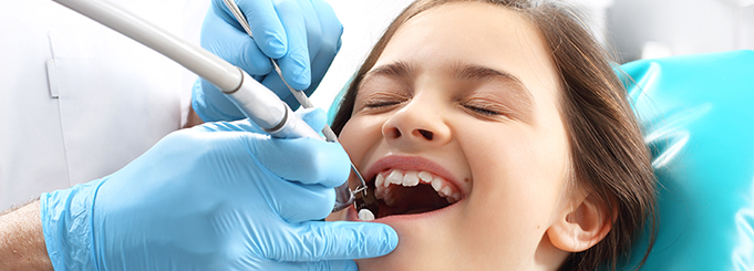 Children will feel comfortable in our dental practice.