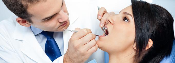 General, preventative & restorative dental treatments.