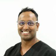 Dr Dharsh Sritharan
