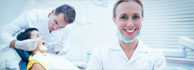 We have a specialist team of dentists who have extensive experience in the industry.