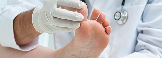 The foot specialists dealing with a variety of concerns regarding foot health.