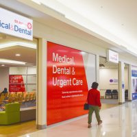 St John medical centre urgent care in shopping centre